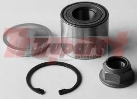 REAR WHEEL BEARING KIT RENAULT MODUS 2004 2005 2006 2007 2008 2009 2010 2011 2012 DISC TYPE (1173)